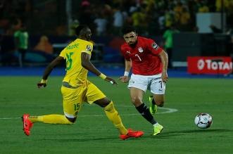 مباراة مصر وزيمبابوي