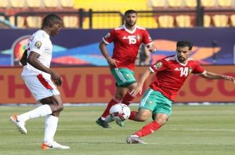 المغرب ضد ناميبيا