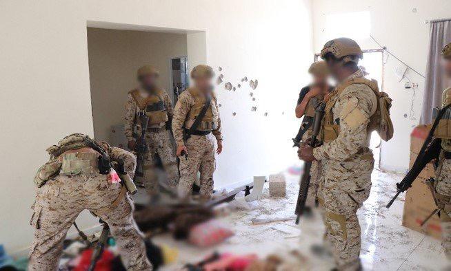 بالصور .. القوات الخاصة السعودية تلقي القبض على أمير تنظيم داعش الإرهابي باليمن - المواطن
