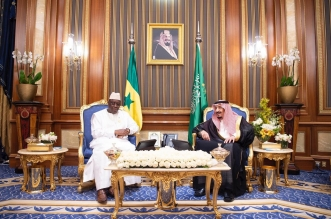 الملك سلمان يلتقي رئيس السنغال ويبحثان أوجه التعاون بين البلدين - المواطن