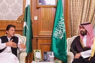 الأمير محمد بن سلمان يلتقي رئيس وزراء باكستان ويبحثان مستجدات الأوضاع الإقليمية - المواطن