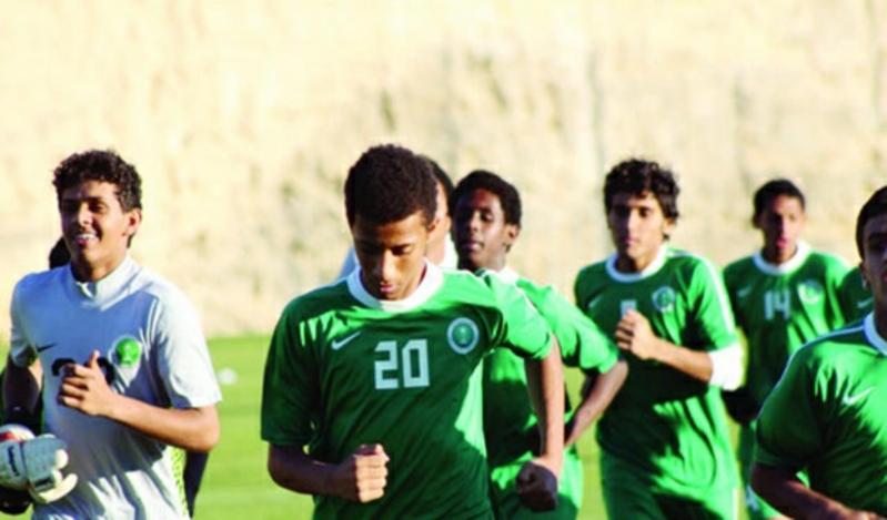 الأخضر يقع مع العراق والكويت في بطولة غرب آسيا للناشئين