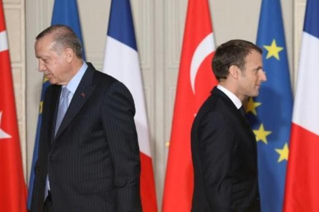 فيديو.. ثلاثة ملفات تفقد تركيا الثقة الفرنسية
