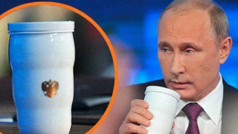 قصة كوب بوتين في القمة العشرين .. عادة أم خوف من التسمم؟