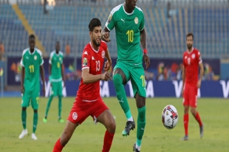 السنغال ضد تونس .. الأسود يسيطرون - المواطن