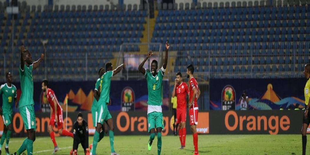 السنغال لنهائي كأس الأمم الإفريقية