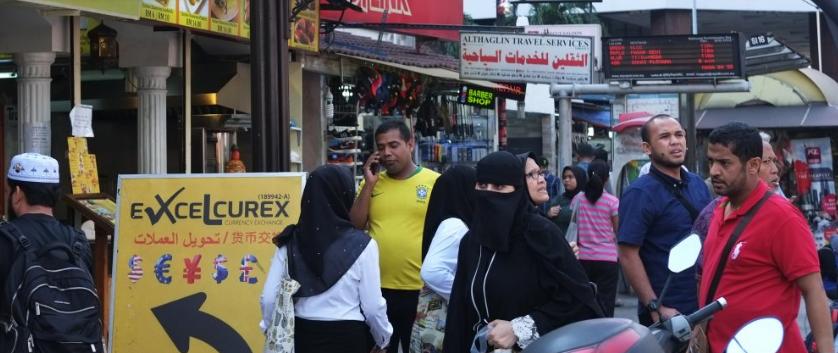 المملكة تجتذب السياحة وماليزيا دليل
