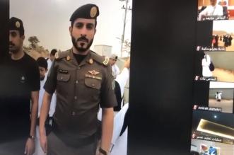 أمير عسير يدعو رجل أمن لمراجعته وتكريمه بسبب مظهره الحسن - المواطن