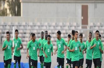 الأخضر يبدأ الاستعداد للآسيوية بمواجهة طاجكستان - المواطن