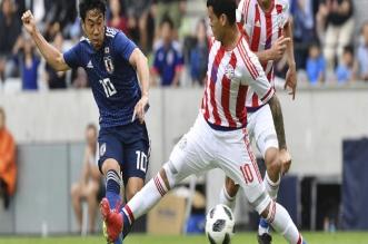 باراجواي تُجهز اليابان لـ تصفيات كأس العالم 2022 - المواطن