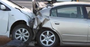 إصابات في اصطدام مركبتين في العاصمة المقدسة