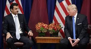 ترامب قد يفرض عقوبات على قطر في هذا المجال