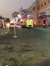 حريق يخلي 27 مريضًا بمستشفى في الخبر - المواطن
