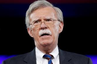 بولتون: وجود السلاح النووي في يد طهران أمر خطير - المواطن