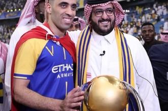 حمدالله يودّع سعود السويلم - المواطن