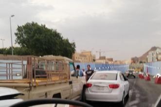تصادم 5 مركبات في نفق مستشفى الأمير منصور بالطائف - المواطن