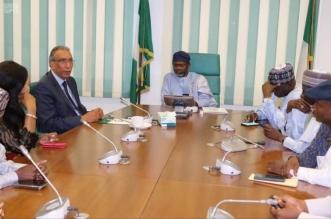 رئيس البرلمان النيجيري يشيد بجهود خدمة الحجاج - المواطن