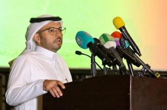 رئيس لجنة المسابقات احمد الراشد