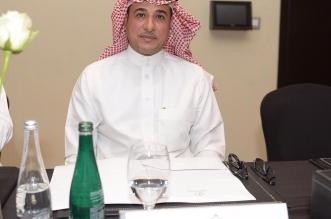 رئيس نادي العدالة عبدالعزيز المضحي