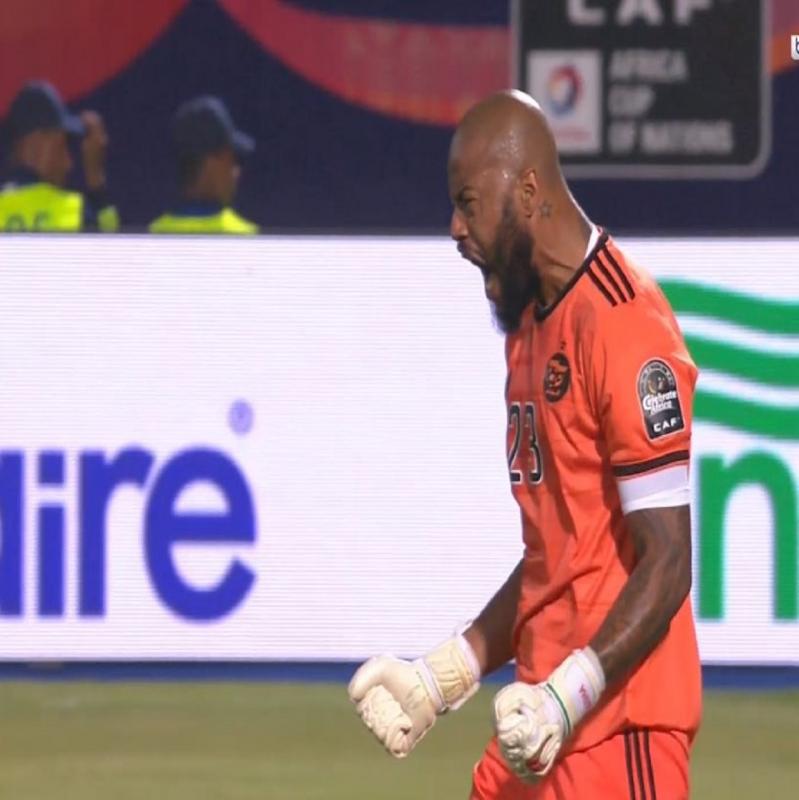 مبولحي: القادم أصعب في كأس الأمم الإفريقية