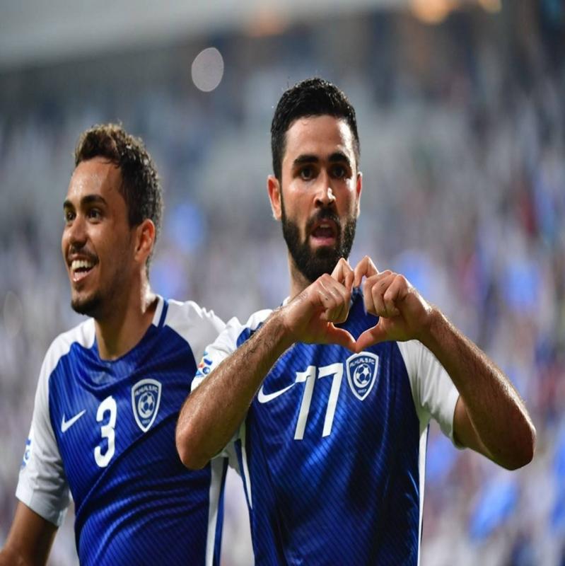 عمر خربين مع الهلال