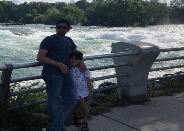 بيان من القنصلية في نيويورك بشأن قاسم عداوي المختفي في شلالات نياجرا