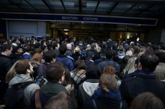 شعر مستعار يعطل مترو قرب لندن - المواطن