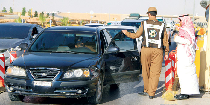 تعليمات دخول المركبات إلى مكة المكرمة