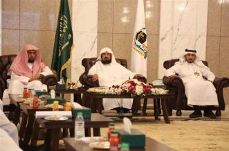 تدشين برامج بشؤون المسجد النبوي - المواطن
