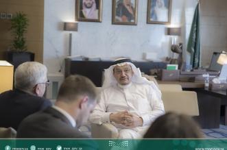 اجتماع مثمر يجمع وزير التعليم والسفير الأمريكي لدى المملكة - المواطن