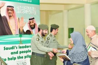 جوازات مدينة الحجاج بمنفذ حالة عمار تستقبل طلائع الحجيج - المواطن