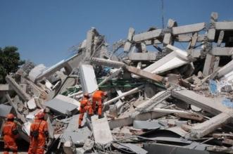 قتلى وانهيار منازل في زلزال إندونيسيا - المواطن