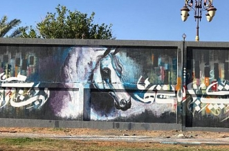 11 فنانًا وفنانة يعالجون التشوه البصري في تبوك - المواطن