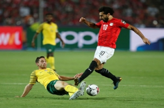 مصر ضد جنوب إفريقيا