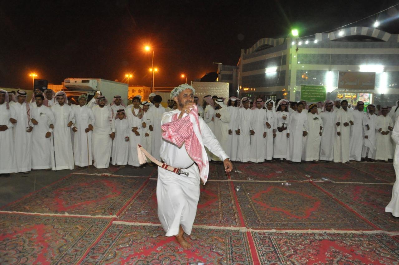 عسيري يحتفل بعقد قرانه في محايل - المواطن