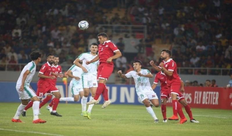 العراق يهزم لبنان في افتتاح بطولة غرب آسيا 2019