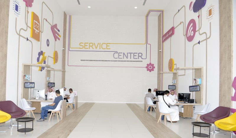 STC تدشن مركز خدمات صيانة Apple