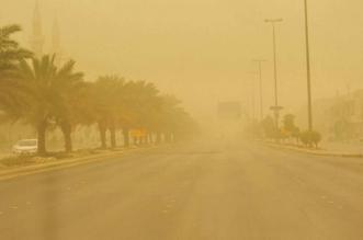 الغبار يضرب سواحل جنوب غرب المملكة - المواطن