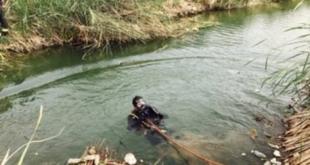 انتشال جثة مقيم يمني من مستنقع مائي بالمخواة
