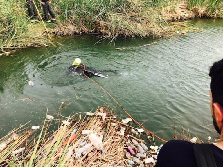 انتشال جثة مقيم يمني من مستنقع مائي بالمخواة - المواطن