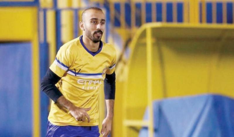 محمد السهلاوي مع النصر