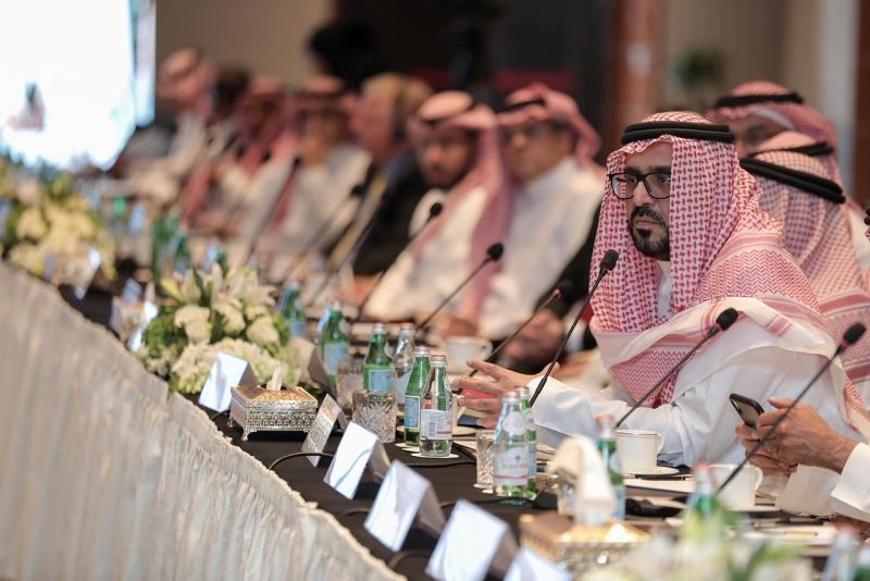 هيئة السياحة تستعرض المشاريع الكبرى مع رجال الأعمال والبنوك - المواطن