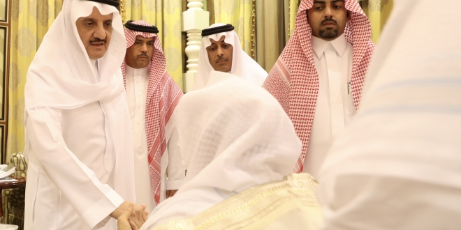وفود دبلوماسية ومواطنون يقدمون العزاء في الأميرة الجوهرة بنت عبدالعزيز   صحيفة المواطن الإلكترونية