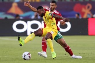 المغرب ضد بنين