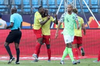 نيجيريا ضد الكاميرون
