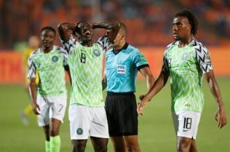 نيجيريا ضد جنوب إفريقيا