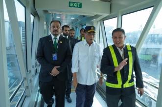 صور.. مبادرة طريق مكة بمطار سكارنو هاتا بإندونيسيا - المواطن