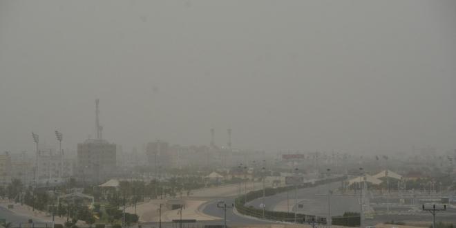 انخفاض في درجات الحرارة غدًا مع رياح وغبار   صحيفة المواطن الإلكترونية