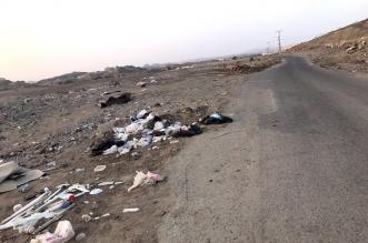 الأهالي عن بيان بلدية الحازمي: لا يمت للحقيقة - المواطن