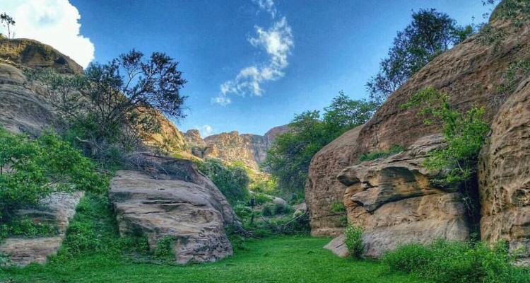 السياحة في جبال الريث.. مناظر طبيعية خلابة - المواطن